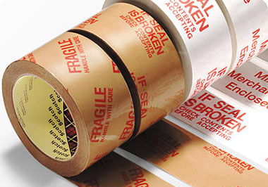 Packaging Tapes and Equipment