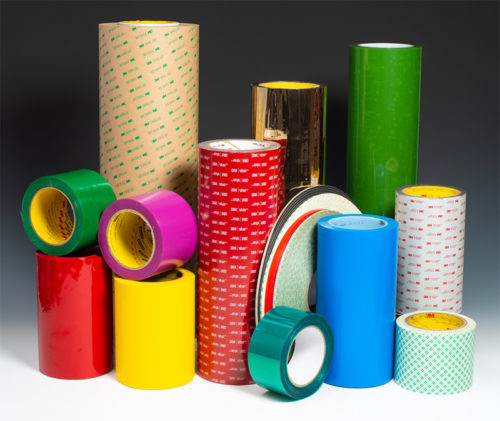 We offer a wide variety of tapes in our Emergency tape program